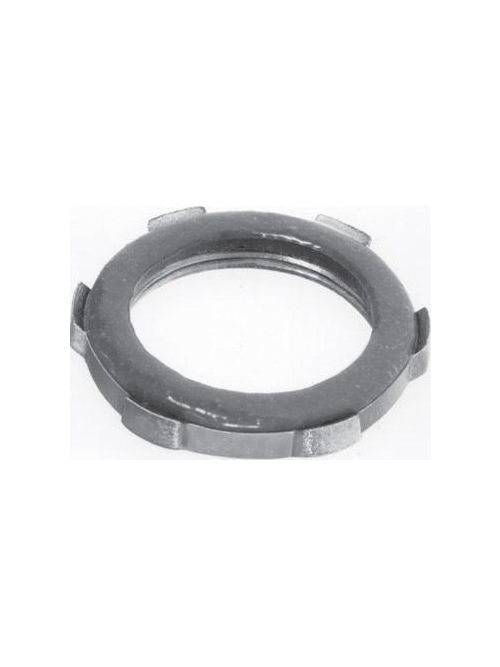 Raco 1210 3-1/2 Inch Malleable Iron Rigid Conduit Sealing Locknut