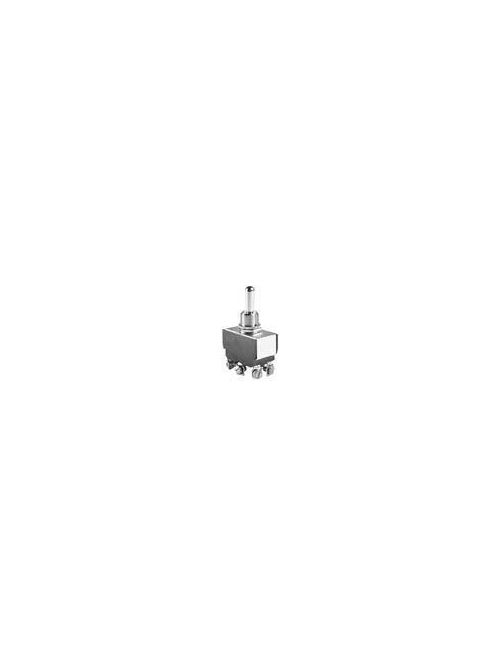 Selecta Products SS208-16-BG 125/250 VAC 20/10 Amp 2-Pole Maintained Toggle Switch