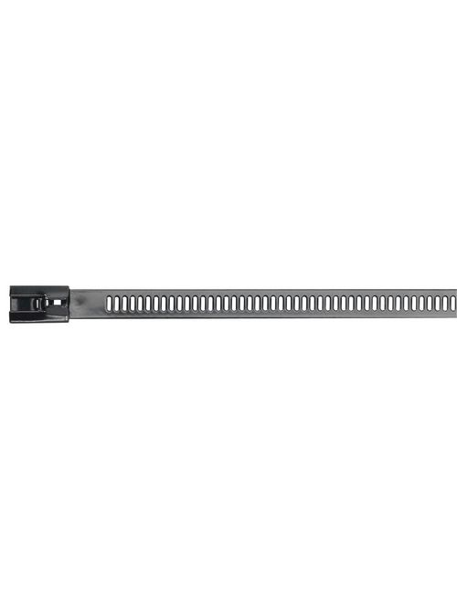 Ty-Rap TYS12-280C 0.27 x 12 Inch Multi-Lok 316 Stainless Steel Cable Tie