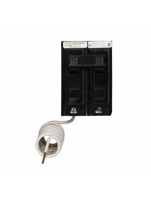 Eaton Electrical BAB2025 25 Amp 2-Pole Type BAB Industrial Breaker
