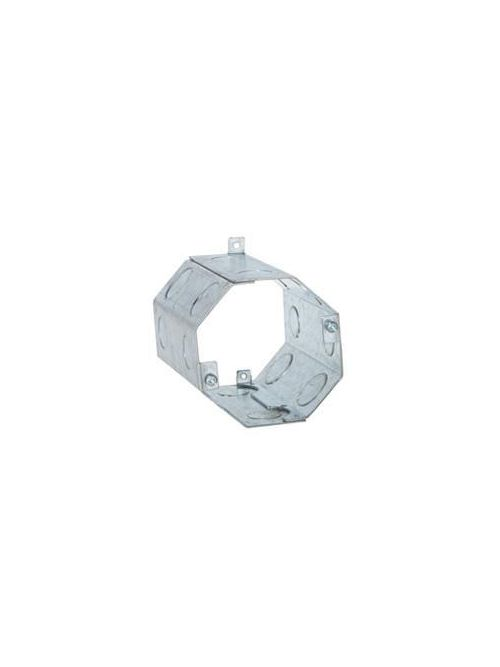 RACO 275 5 Inch 61.5 In Pre-Galvanized Steel Octagon Concrete Ring
