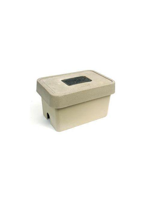 Quazite PG1730BA18 17 x 30 x 18 Inch Open Base Standard Stackable Box