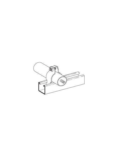 Eaton B-Line B2001PAZN 1/2 Inch Pipe and Conduit Clamp