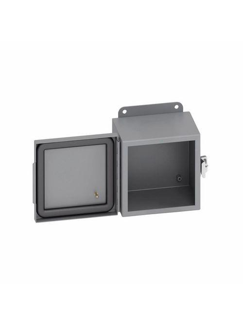 B-Line Series 863.5-4CHC Type 4 JIC Continuous Hinge Cover Enclosure
