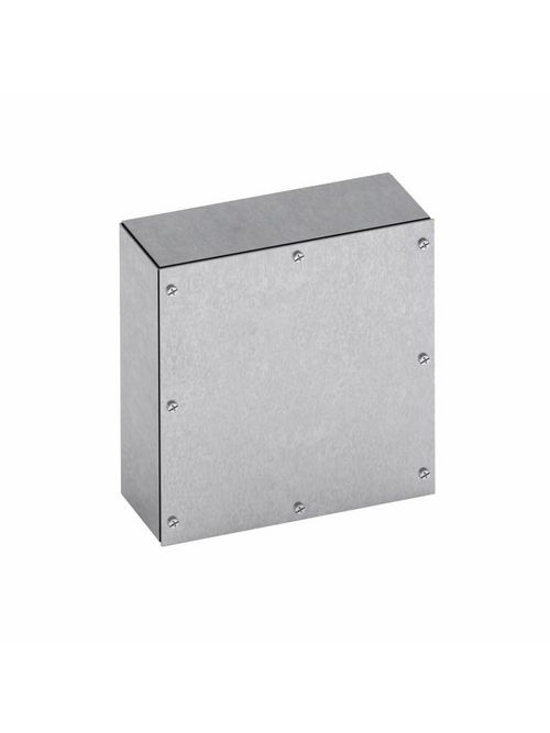 B-Line Series 303012 SCG Type 3 Galvanized Gasketed Screw Cover