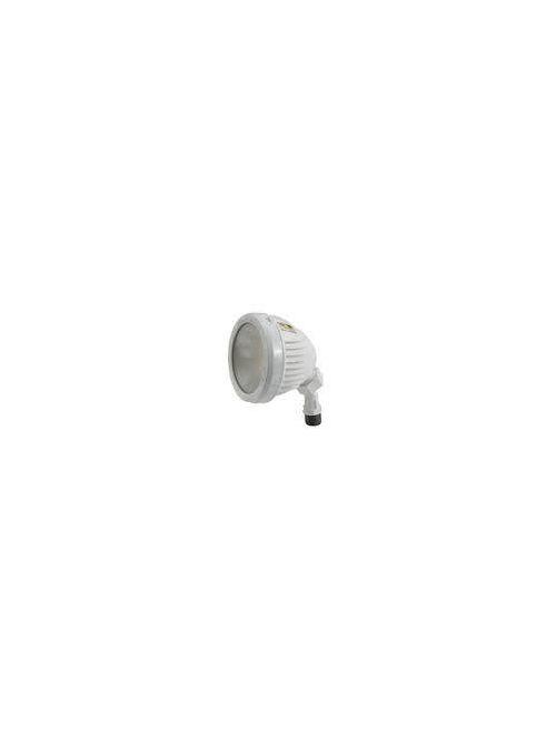 Bell LL1000W 120 Volt 13 W 1000 Lumen 82.6 CRI White Powder Coated Rugged Die-Cast Metal LED Floodlight Fixture