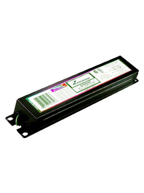 Philips Lighting ICN2P60SC35I 120/277 VAC 60 W 2-Lamp 50/60 Hz T12 Electronic Ballast
