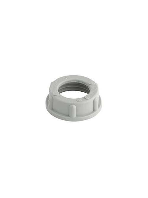 RACO 1412 3 Inch Polypropylene 105 Degrees C Insulated Threaded Rigid/IMC Bushing