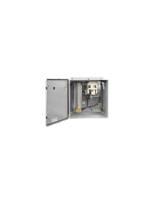 Crouse-Hinds Series CCBF08 F15 600 VDC 15 Amp Fuse 8-String NEMA 4X Fiber Glass Solar Combiner Box