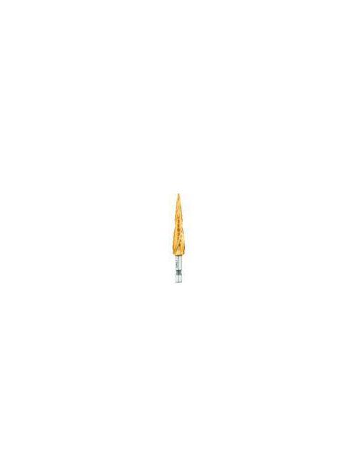 DEWALT DWA1783IR 1/8 to 1/2 Inch Impact Ready Step Drill Bit