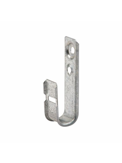 B-Line Series BCH12 3/4 Inch Pre-Galvanized Cable Hook