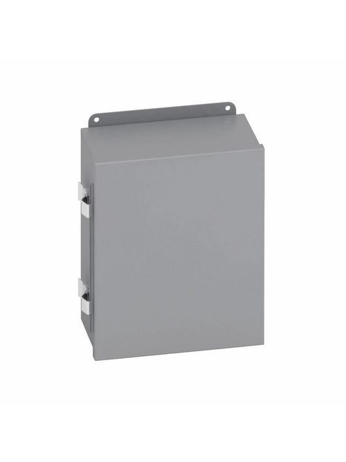 B-Line Series 16146-12CHQRC Type 12 Continuous Hinge Quick Release Cover Enclosure