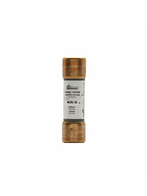 Bussmann Series NON-20 One Time Fuse