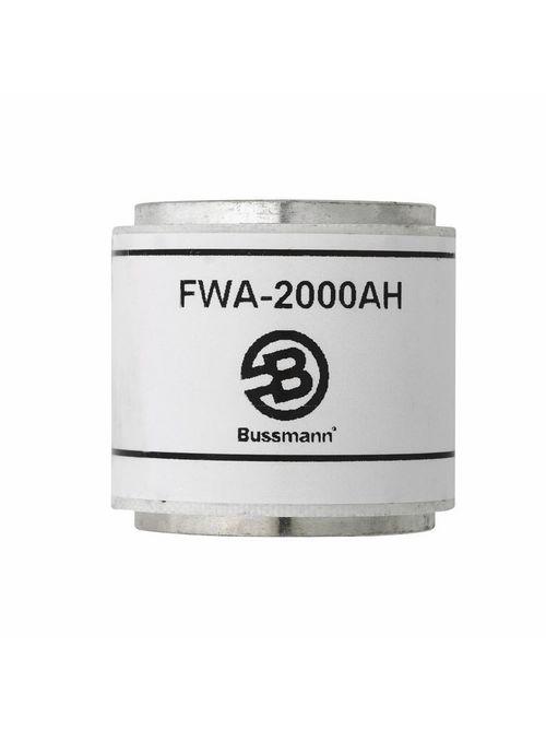 Bussmann Series FWA-1500AH 1500 Amp 130 VAC Semiconductor High Speed Fuse