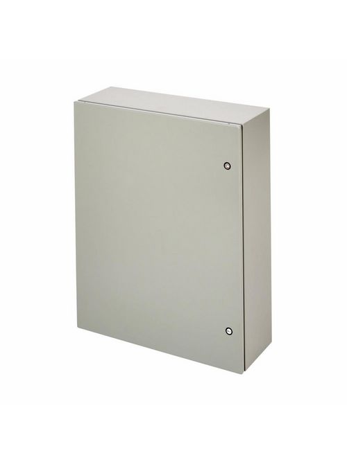 B-Line Series 16208-SD Type 4/12 Single Solid Door Enclosure