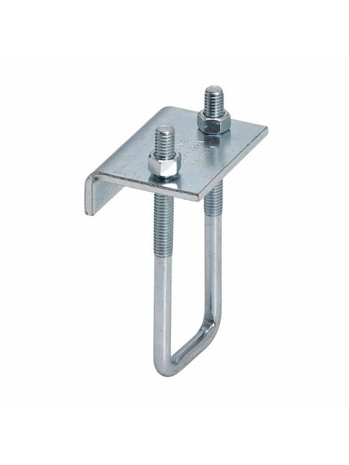 B-Line Series B441-22AZN 3/4 Inch Max Flange Beam Clamp for Channel