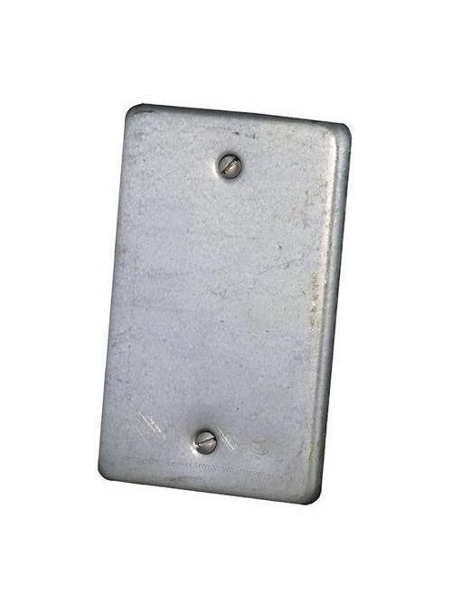 Appleton Group FSK-1B-A 1-Gang Blank Aluminum Cover