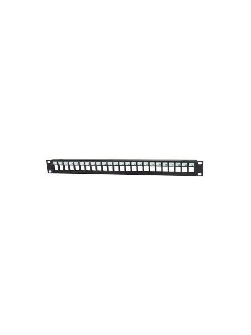 HUBBELL UDX24E BLANK PATCH PANEL24 PORT
