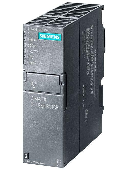 Siemens Industry 6ES79720CB350XA0 60/120 mA 12 Mbps Analog Teleservice Adapter