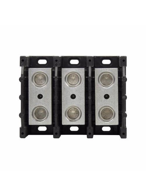 Bussmann Series 16306-3 Power Distribution Block