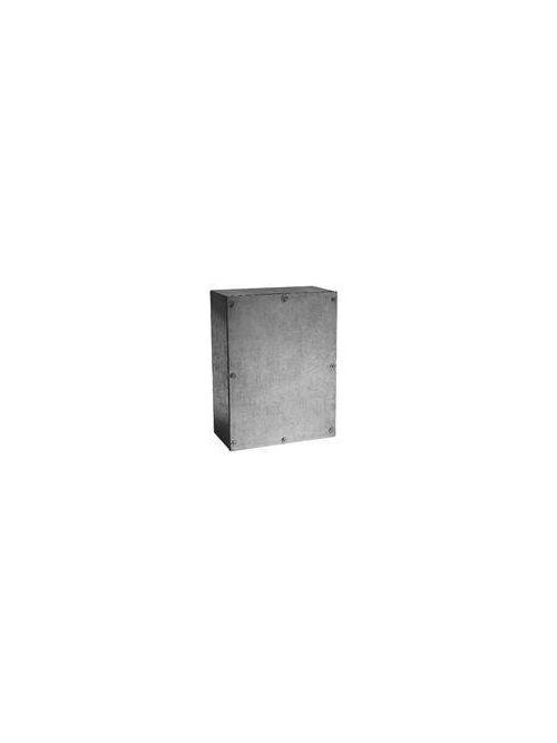 B-Line Series 363612 SCG 36 x 12 x 36 Inch 14 Gauge Galvanized Steel NEMA 3 Gasketed Screw Cover Enclosure