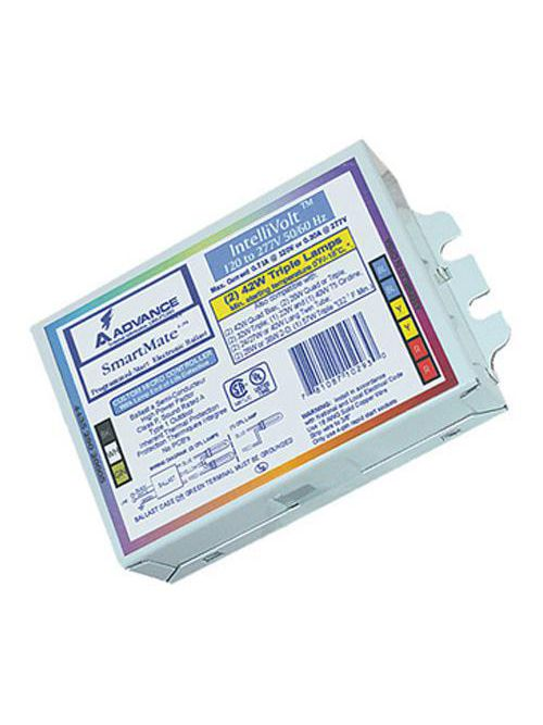 Philips Advance ICF2S26M1BS35M 120/230/277 VAC 50/60 Hz 26 W 4-Pin 2-Lamp Electronic Ballast