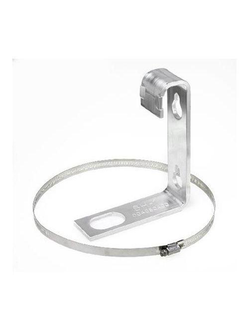 Advance SH1 1-Gang Zinc Plated Galvanized Steel Handy Box Wallplate