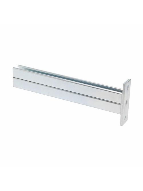 B-Line Series B297-12HDG 12 Inch Galvanized Double Channel Bracket