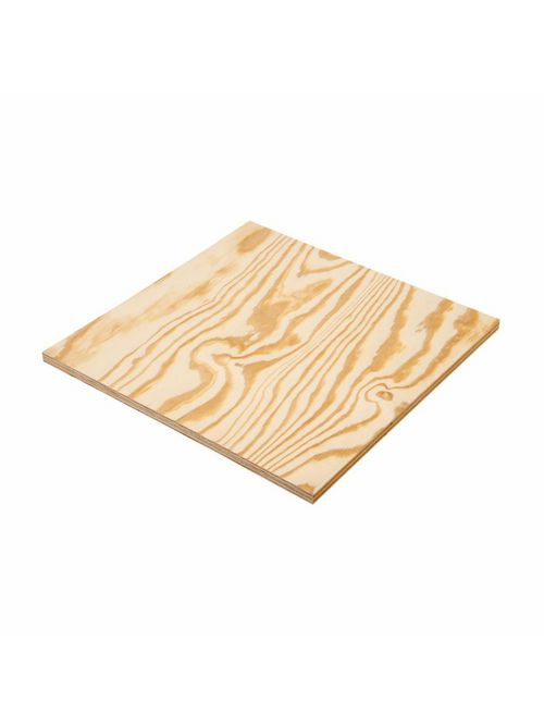 B-Line Series 1212 WB 9 x 9 Inch Wood Back Board