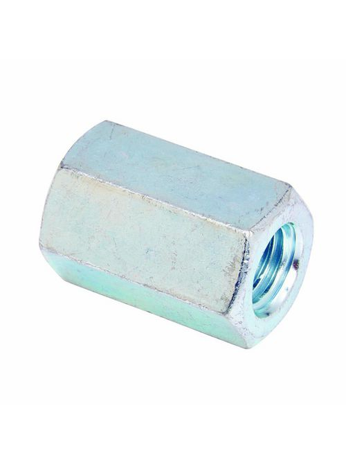 B-Line Series B656-3/8X1/4ZN 3/8-16 and 1/4-20 Inch Electrogalvanized Zinc Threaded Rod Coupling