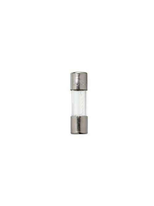 Bussmann Series AGW-6 1/4 x 7/8 Inch 6 Amp 32 VAC Glass Tube Fast Acting Fuse