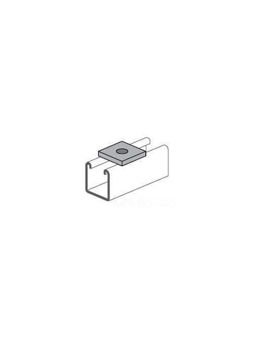 Power-Strut PS 619 3/8 HG 3/8 Inch Hot Dip Galvanized Channel Square Washer
