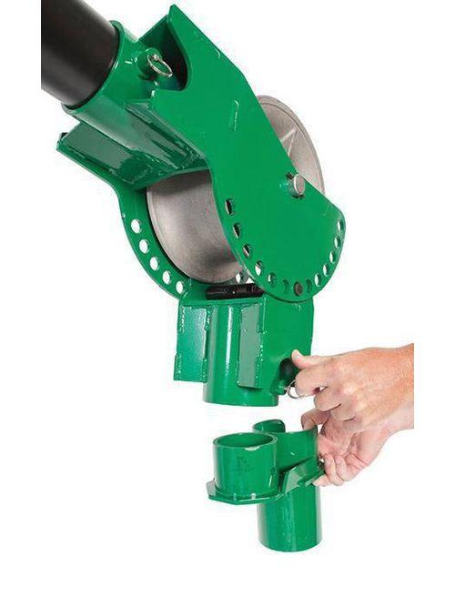 Greenlee 610 1 Inch Green Flexible Foam Rigid/EMT/IMC Blower or Vacuum Conduit Piston