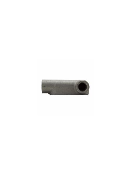 Crouse-Hinds Series LR47 1-1/4 Inch Iron Alloy Form7 Type LR Threaded Rigid Conduit Body