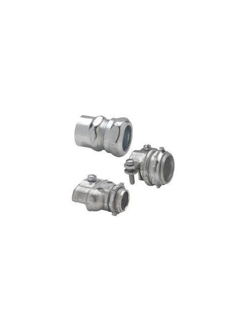 Crouse-Hinds Series 2632 1 Inch Die-Cast Zinc Clamp Type NMSC Connector