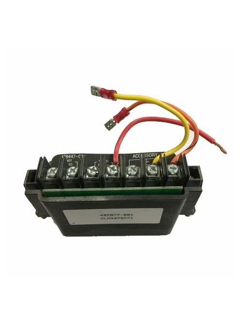 Siemens Industry CLM4379771 120 VAC 2-Wire Mechanically Latched Contactor Control Module Kit
