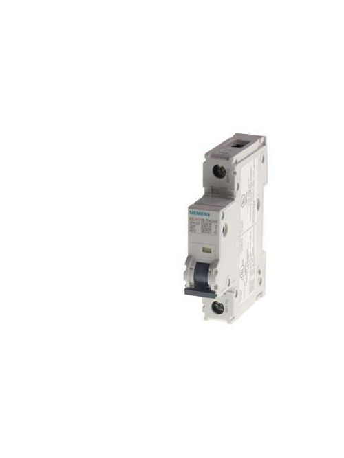 Siemens Industry 5SJ4111-7HG40 1-Pole 5 Amp C-Trip Same Phase Miniature Circuit Breaker