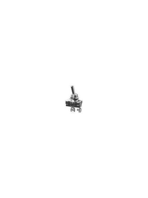 Toggle Switch, SPST, ON-OFF, 6 Amp 125VA