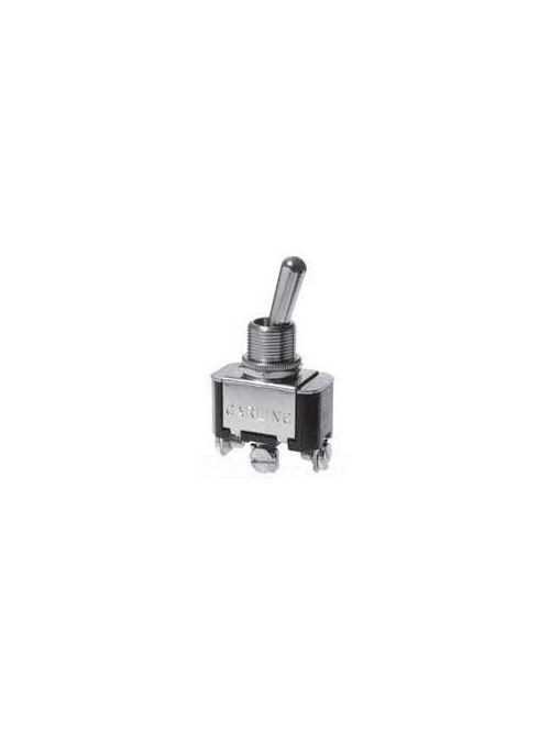 Selecta Products SS206R-BG 125/250 VAC 20/10 Amp 1-Pole Maintained Toggle Switch
