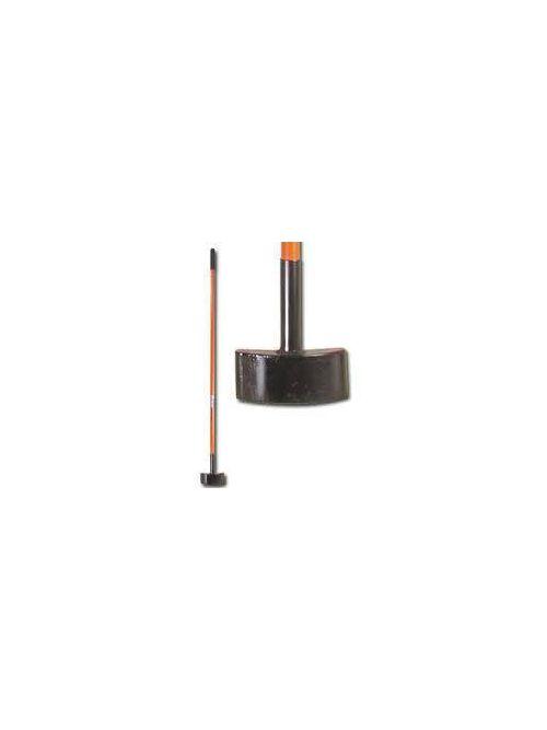 HISCO HIUP48 3/4 Inch Steel Tip On 1/2 Inch Fiberglass Rod Utility Probe
