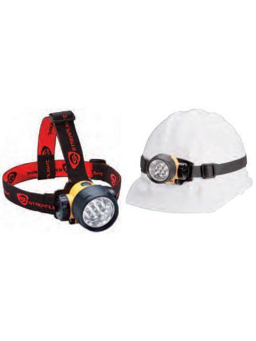 Streamlight 61052 120 Lumen 1.75 x 2.7 x 2.4 Inch Yellow Septor Headlamp