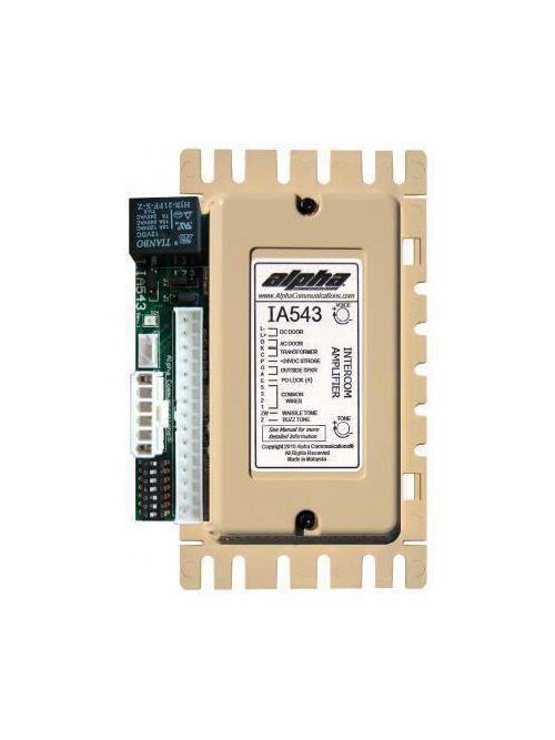 Alpha Communications IA543 5/4/3 Wire 2 Tone Intercom Amplifier