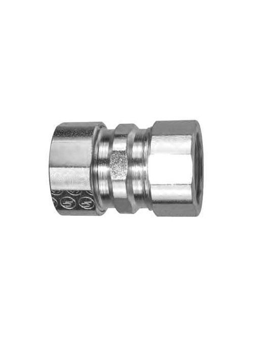 American Fittings NT2760 1/2 Inch Ridgid Comp Coupling