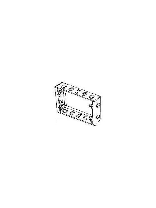 Arc-Co Electrical Boxes and Fittings 2GBEX-2G 1-5/8 Inch Box Extension Rng