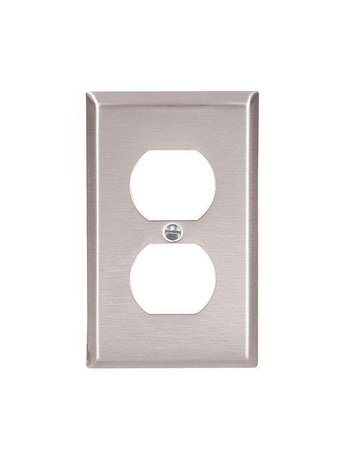 EWD 93101-BOX1 Wallplate 1G Duplex