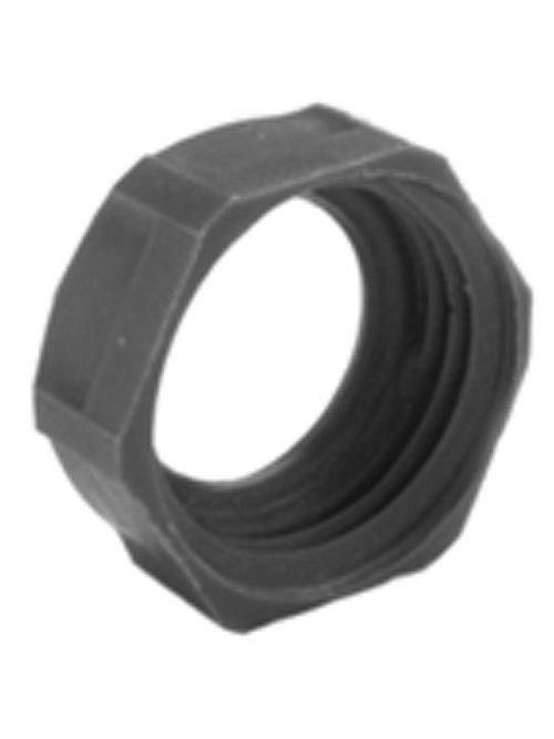 "Bridgeport 329 3-1/2"" Rigid/IMC Conduit Bushing - Plastic"