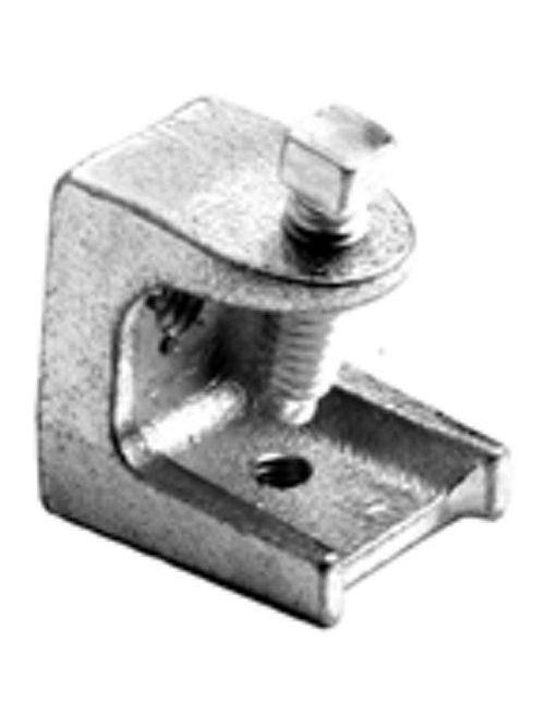 "Bridgeport 954 2-1/2"" Insulator Support Beam Clamp, Tap 1/2-13, 300lbs, Malleable"