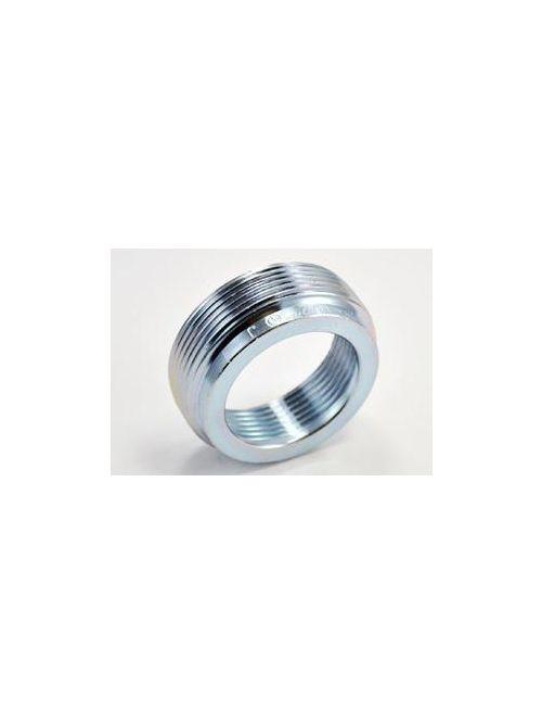"Bridgeport 1175 2"" x 1-1/2"" Reducing Bushing, Zinc-Plated Steel"