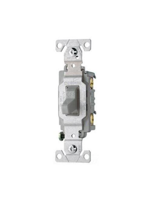 Arrow Hart Wiring CS115GY 15 Amp Toggle Switch