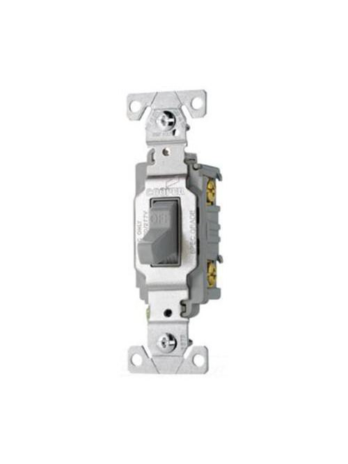 Arrow Hart Wiring CS120GY 20 Amp Toggle Switch